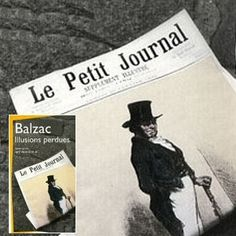 """Les Illusions perdues"" deHonorédeBalzac"
