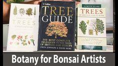 Botany For Bonsai Artists Books