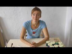ULRIKE HIRSCH TV : Intuitive Aquarellmalerei : Material & Arbeitsplatz