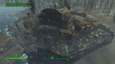 Fallout Four, Fallout 4 Settlement Ideas, Fall Out 4, Forts, Fantasy, Games, Gaming, Fantasy Books, Fantasia
