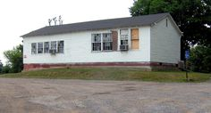 Free Hills Rosenwald School in Clay County, Tennessee.