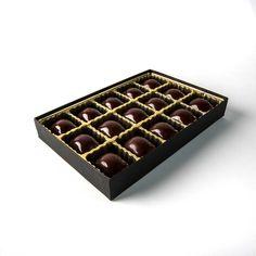 15 Ct Dark Chocolate Ganache // Wayward Chocolat