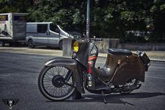 Simson Schwalbe ratstyle | Kay | Flickr