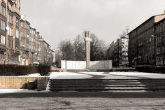 szlaki i bezdroża: Bytom  - Pomnik Wolności