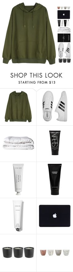 """""""☼ EVERYDAY WiTHOUT YOU iS A DAY NOT WORTH iT ☼"""" by unofficialpeaches ❤ liked on Polyvore featuring adidas, Brinkhaus, NARS Cosmetics, Byredo, Witchery, Rodin Olio Lusso and Jayson Home"""