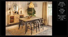 Visita nuestra tienda de muebles y decoración en Madrid o nuestra web http://www.originalhouse.info/