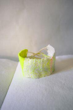 bracelet LOOM Myriam BalaÿD