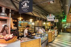 Mercado de San Ildefonso, - Google Search
