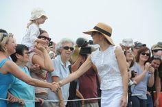 Princess Mary Photos - Prince Frederik and Princess Mary Visit Australia - Day 1 - Zimbio