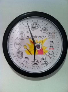 I really want this clock for my office.