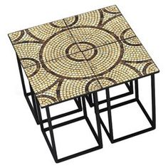 Saldanha Patio End Table (Set of 4) - $122 at Joss & Main
