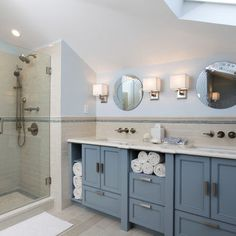 Images Of Bathroom Blue Bathroom Cabinets Design Pictures Remodel Decor and Ideas page
