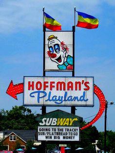 Hoffman's Playland..