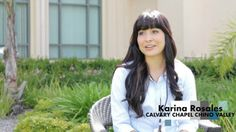 Learn how you can stand out from the crowd. Karina Rosales describes the qualities desired in candidates applying for positions at Calvary Chapel Chino Valley.