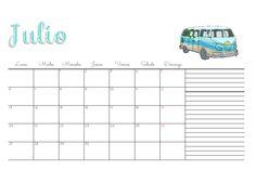 Marthibis: Calendario 2015