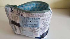 Damit die elend langen Waschzettel in den Kleindungsstücken nicht nerven, schneide ich sie immer ab. Kürzlich fragte ich mich, ob sich daraus nicht noch was machen ließe und ob einem Patchwork aus …