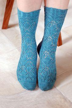 Ravelry: Solfar Socks pattern by Cookie A