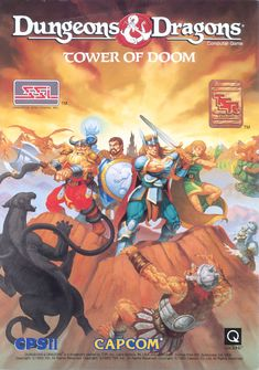 Dungeons & Dragons - Tower of Doom