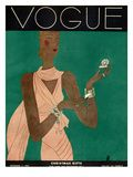 1930's Vogue Covers Print at the Condé Nast Collection