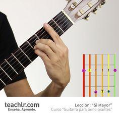 Desempolva tu #guitarra y aprende desde cero cómo tocar los acordes musicales. Toma el curso https://teachlr.com/cursos-online/guitarra-para-principiantes/ #Música