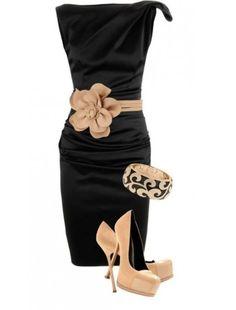 Charming Sheath Short Little Black Dress