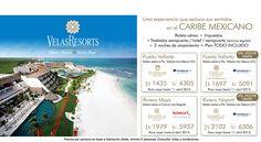 Caribe Mexicano desde $1435 4 días y 3 noches, escribenos para más información a gerencia@alereperutravel.com