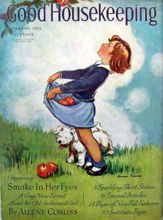 Painting is silent poetry.: Jessie Willcox Smith
