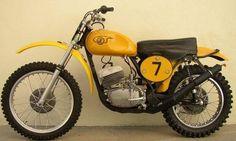 1970- CZ 250MX