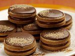 Easy No Bake Desserts, Fancy Desserts, Sweet Desserts, Sweet Recipes, Baking Recipes, Cookie Recipes, Cooking Cookies, Czech Recipes, Biscuit Recipe