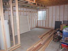 Best Of Framing Walls In Basement