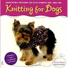 Knitting for Dogs Book