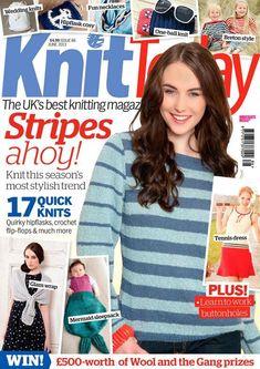 Simply Knitting+Simply Crochet+Knitting Magazine+Festive Knits to Gift 2011 Knit 13-06_1