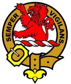 Wilson Clan Crest