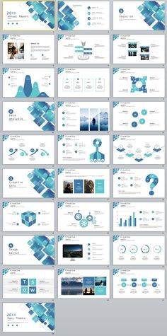 Business infographic : 28 Blue Swot report charts PowerPoint Template on Behance Powerpoint Design Templates, Professional Powerpoint Templates, Keynote Template, Web Design, Slide Design, Chart Design, Design Art, Power Points, Presentation Layout