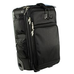 Travelpro Flight Crew 4 22 Inch Pilot Expandable Rollaboard Exactly What I M Looking For