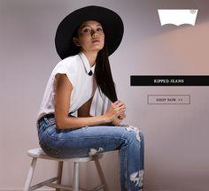 #jeans #jeansshop #levis