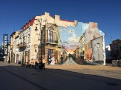 Street art in Craiova, Romania Best Funny Pictures, Street Art, Beautiful Places, Places To Visit, Europe, World, Anime, Painting, Outdoor