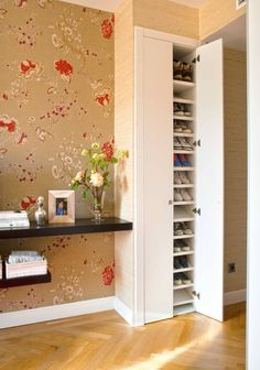 Discover recipes, home ideas, style inspiration and other ideas to try. Shoe Storage Furniture, Shoe Storage Design, Shoe Cabinet Design, Closet Shoe Storage, Shoe Storage Cabinet, Diy Pallet Furniture, Shoe Closet, Wardrobe Design Bedroom, Closet Bedroom