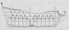Galeon N.Señora de Guadalupe-Los resultados obtenidos permitieron la construcción de un modelo a escala del galeón.