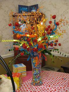 The 'flower' arrangement - Seussical!