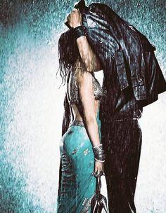 56 Trendy Girl Dancing In The Rain Romantic Little Girl Dancing, Dancing In The Rain, Bollywood Couples, Bollywood Fashion, Couples Images, Couples In Love, Great Love Stories, Love Story, Romance