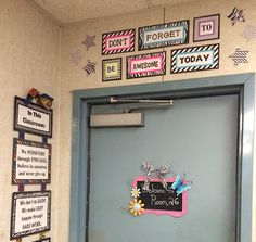 ★ Rockstar Math Teacher ★: Growth Mindset Classroom Set-up