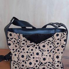 Sylvie sur Instagram: Un nouveau sac pour moi ....mambo small #sacotin , un mélange de liège et de simili de mon stock 😉