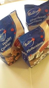 Bahlsen Holiday cookies