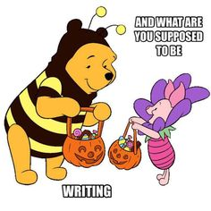 Happy Halloween For Writers - Writers Write