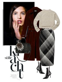 """""""Fall in luv"""" by natcatt ❤ liked on Polyvore featuring Rebecca Minkoff, Givenchy, Roland Mouret, Louis Vuitton and Fendi"""