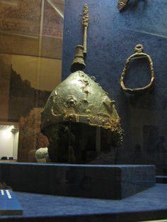 Norse Viking Helmet, via Flickr.