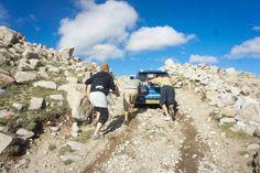 Hiking experience needed #MongolRally #TeamRamblinMen