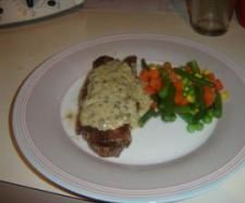 Green Peppercorn Sauce (Thermomix)