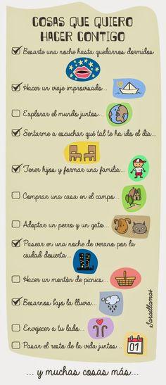 De amor y pedagogía: El amor está en la clase: díselo en español
